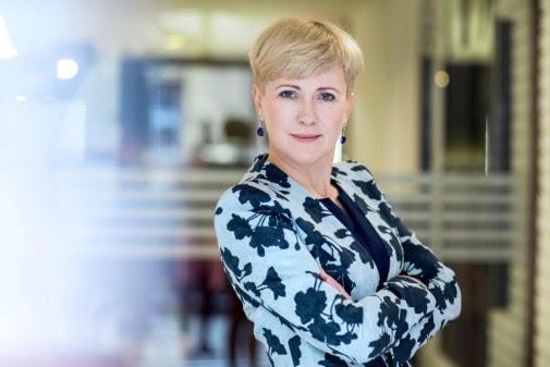 Beata Kalitowska er ny nordisk direktør for Europæiske ERV i Danmark og Sverige.