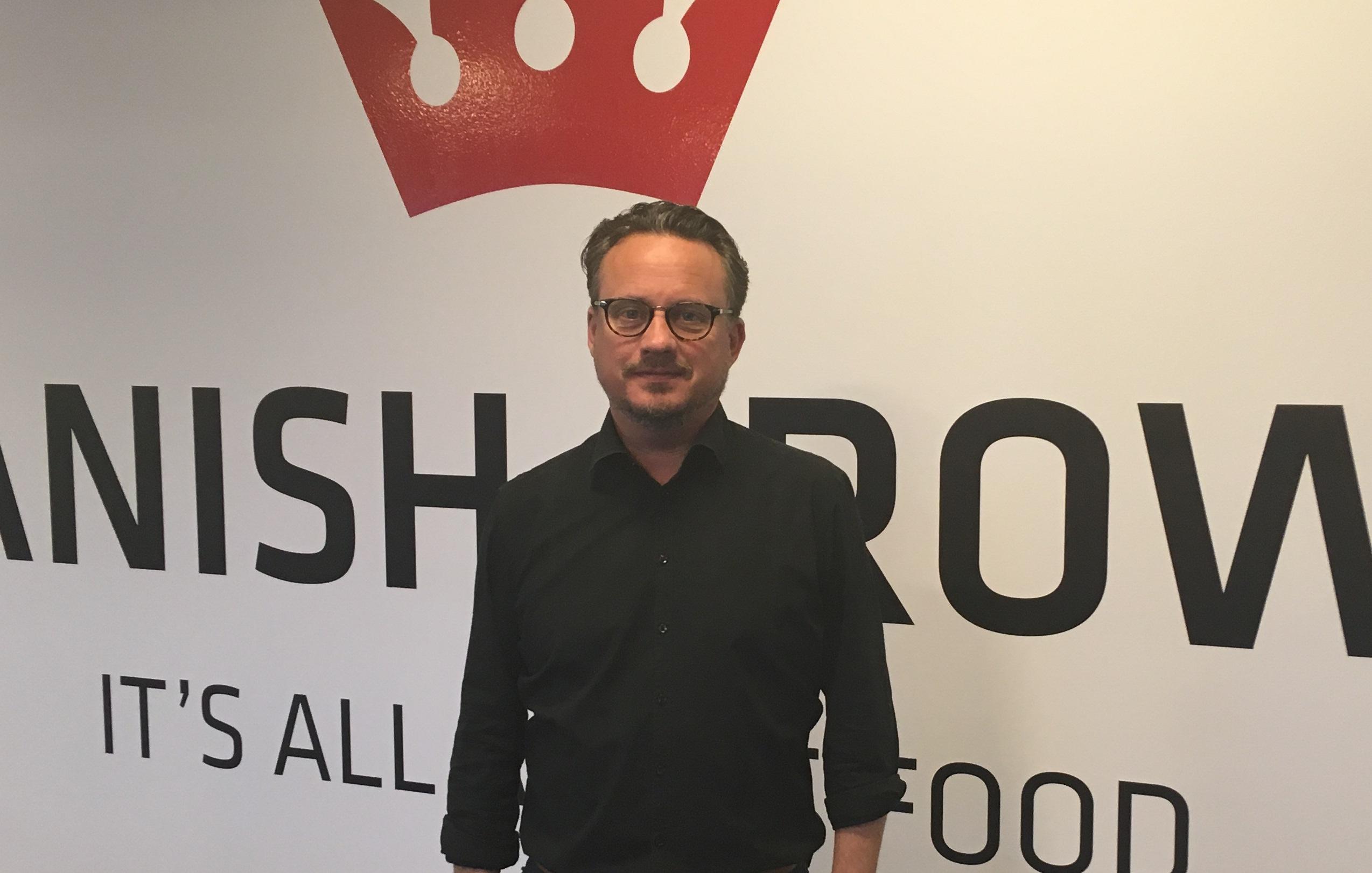 Michael Jensen, Group Travel Manager hos Danish Crown (Privatfoto)