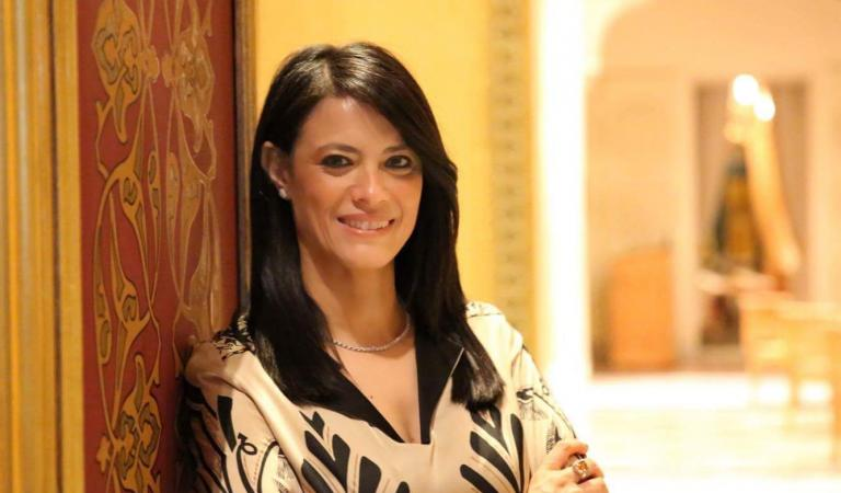 Turistminister Rania Al-Mashat. Foto Egyptens turistministerium.