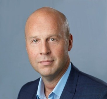 Johan Michelson, Country Manager Sverige.