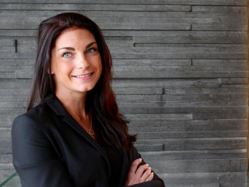 Lisette Jönsson er netop begyndt som hotelchef for Clarion Hotel Copenhagen Airport.