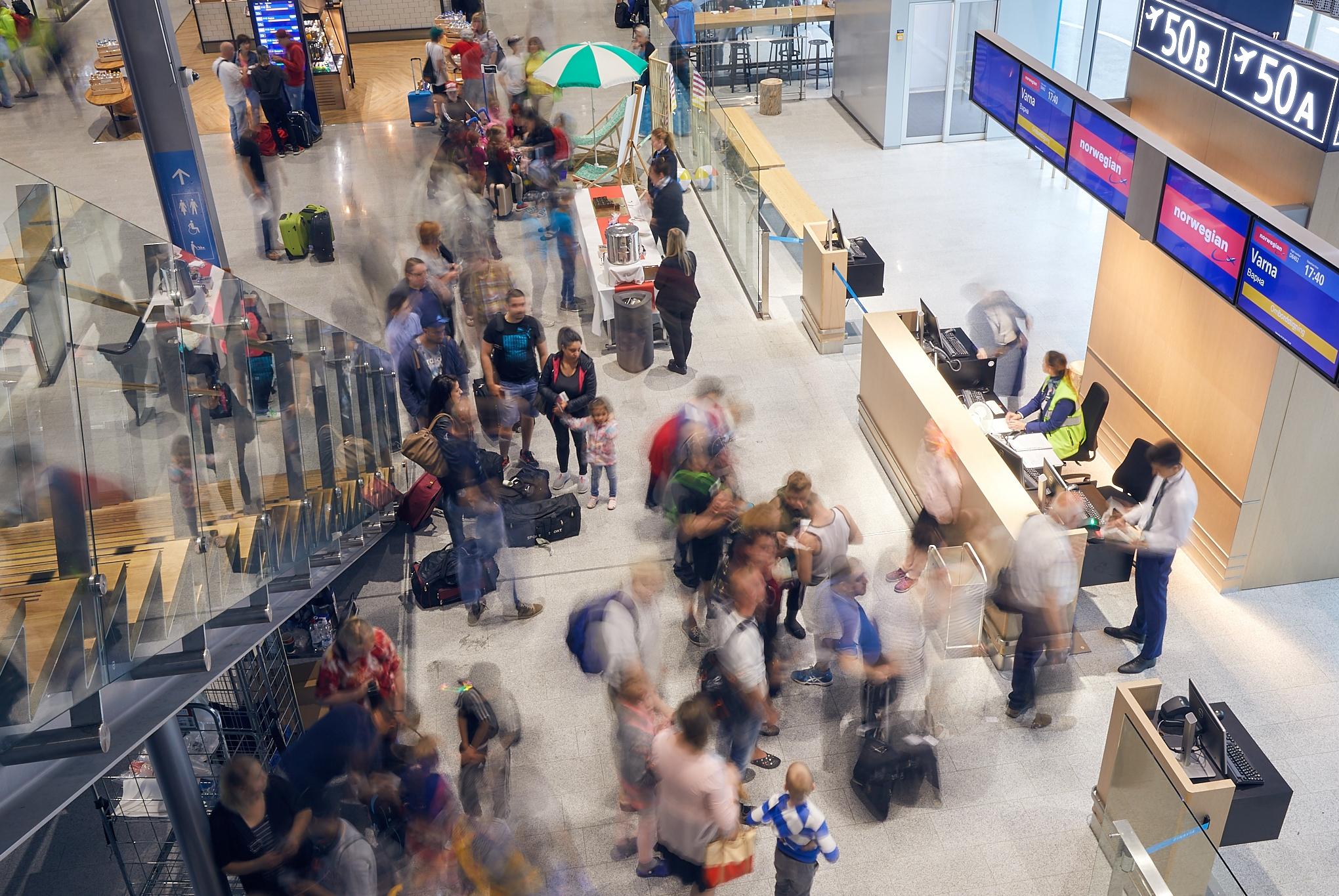Det største reservationssystem i Norden, Amadeus, er klar til nyt partnerskab med australske Flight Centre Travel Group. Arkivfoto.