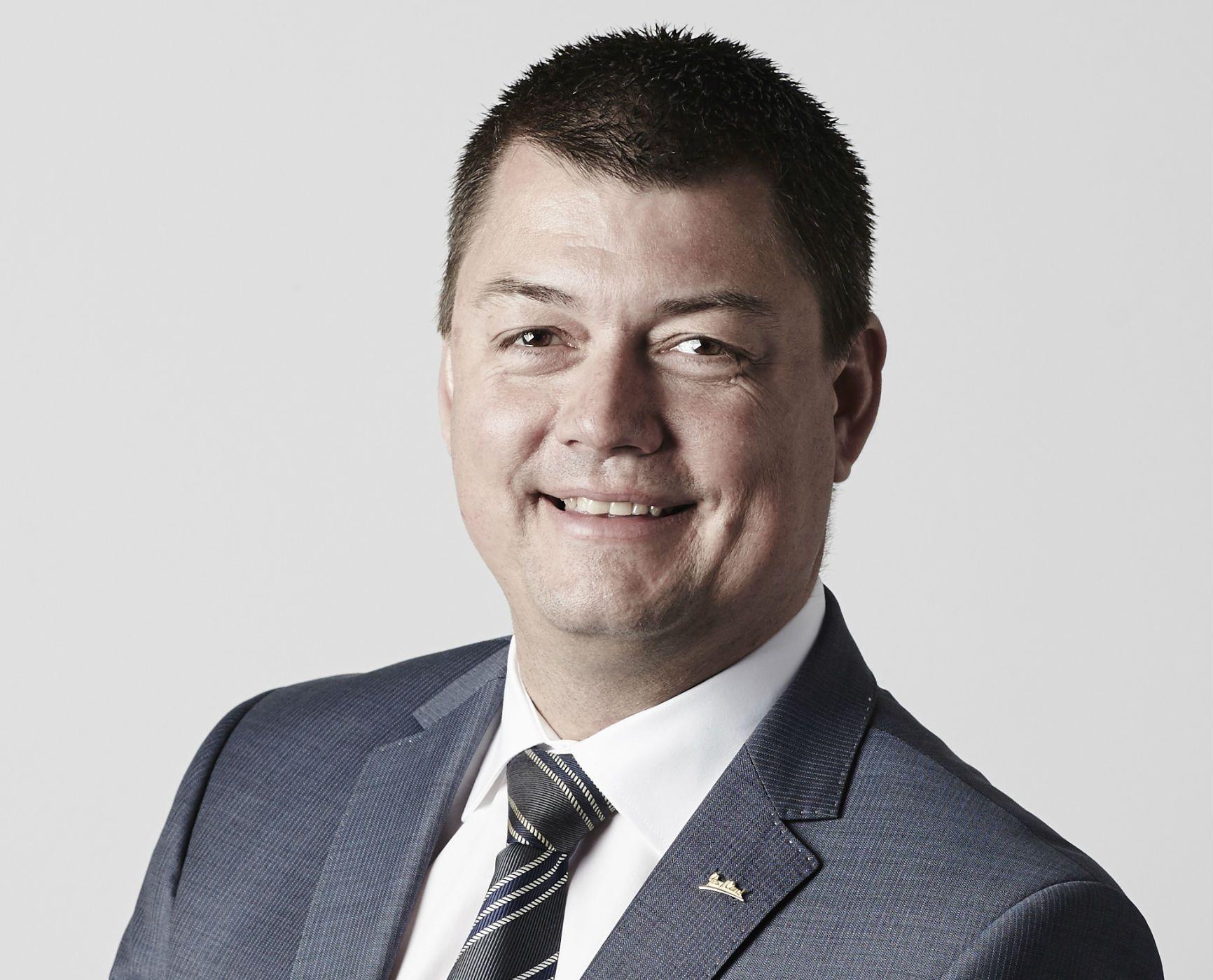 Jesper Madsener ny direktør for Radisson Blu Papirfabrikken Silkeborg.