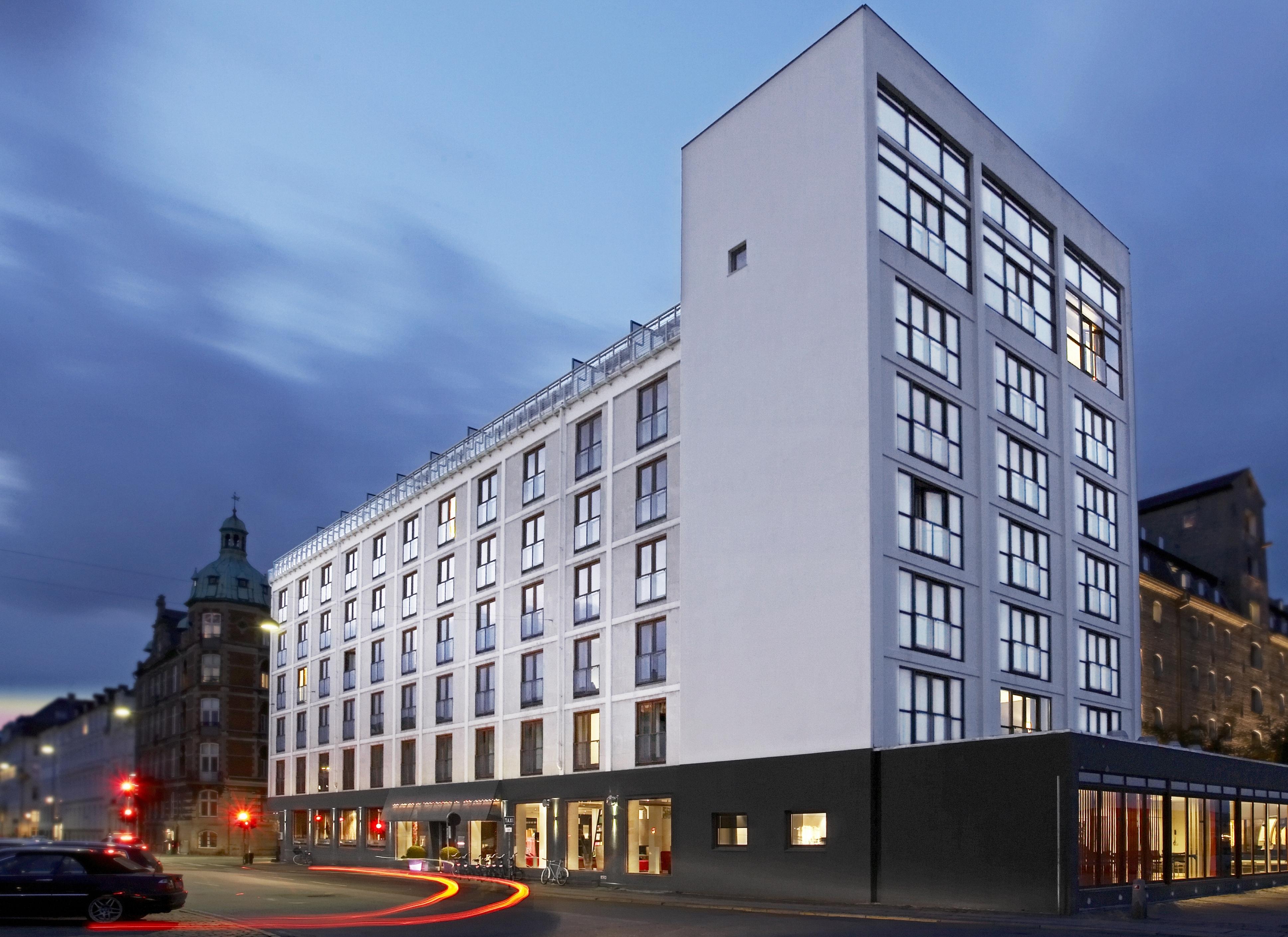 Et af Scandics hoteller i København er Front tæt på Nyhavn.