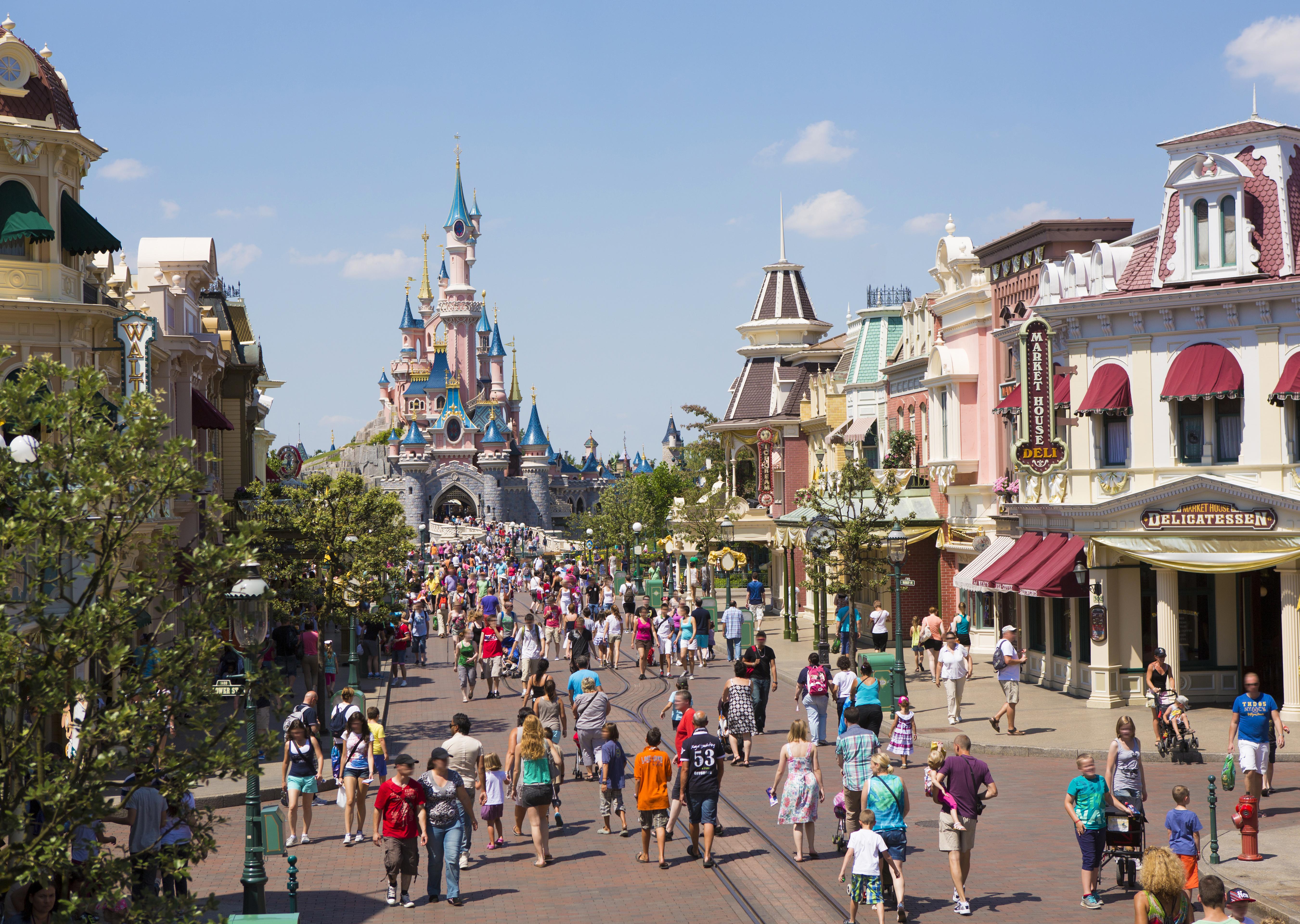 Milliardudvidelse af Disneyland Paris de kommende år. Foto: Disneyland Paris.