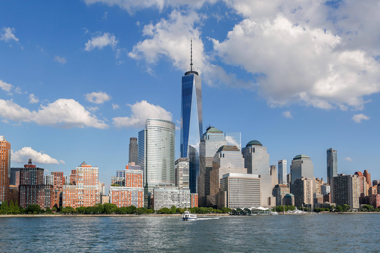 Manhattan, New Yorks nok mest kendte bydel, set fra Hudson-floden. Foto: Kate Glicksberg for NYC & Company: nycgo.com