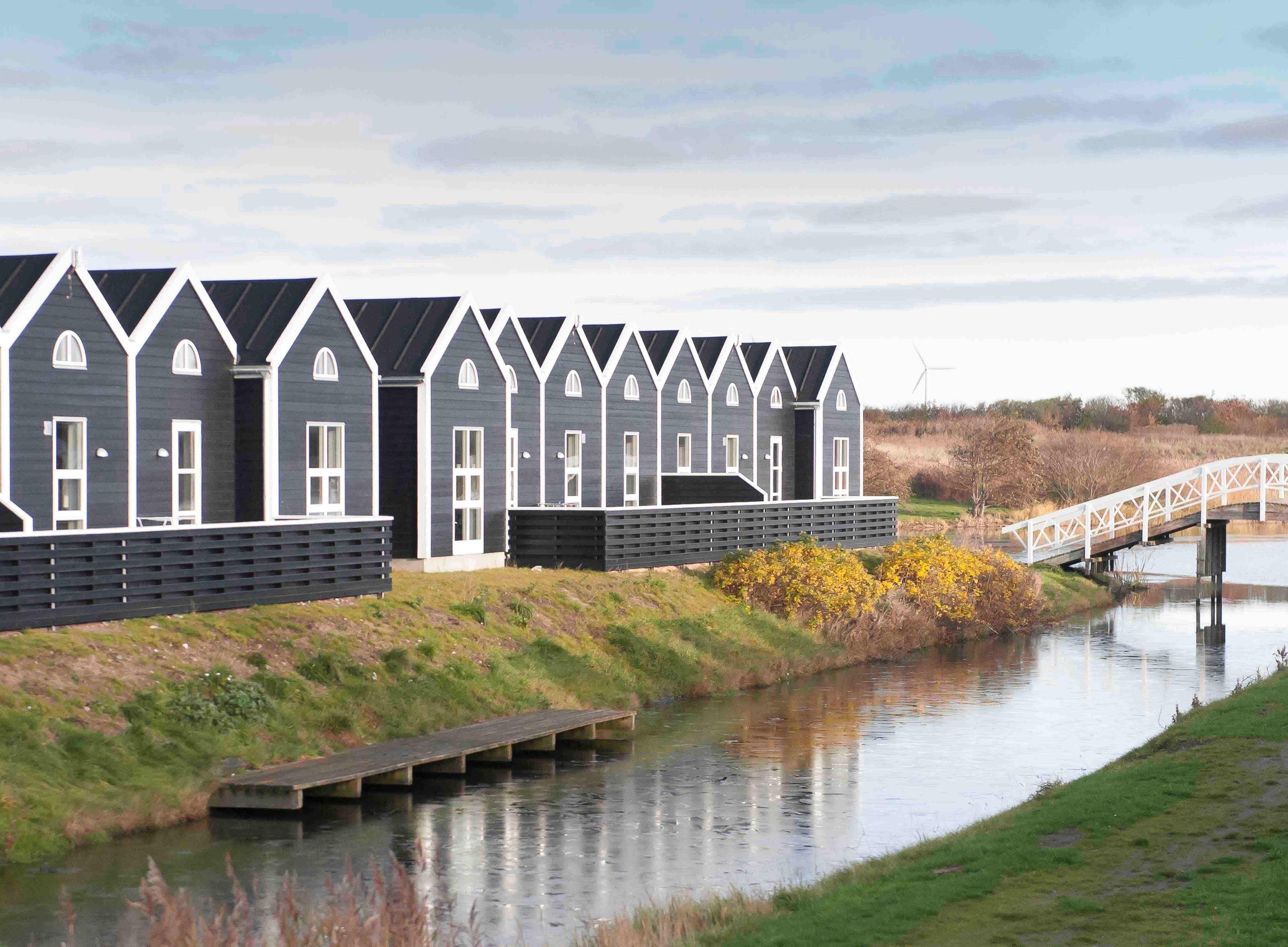 Rønbjerg feriepark ved Limfjorden er et af fem medlemmer af Landal GreenParks' danske ferieparker.