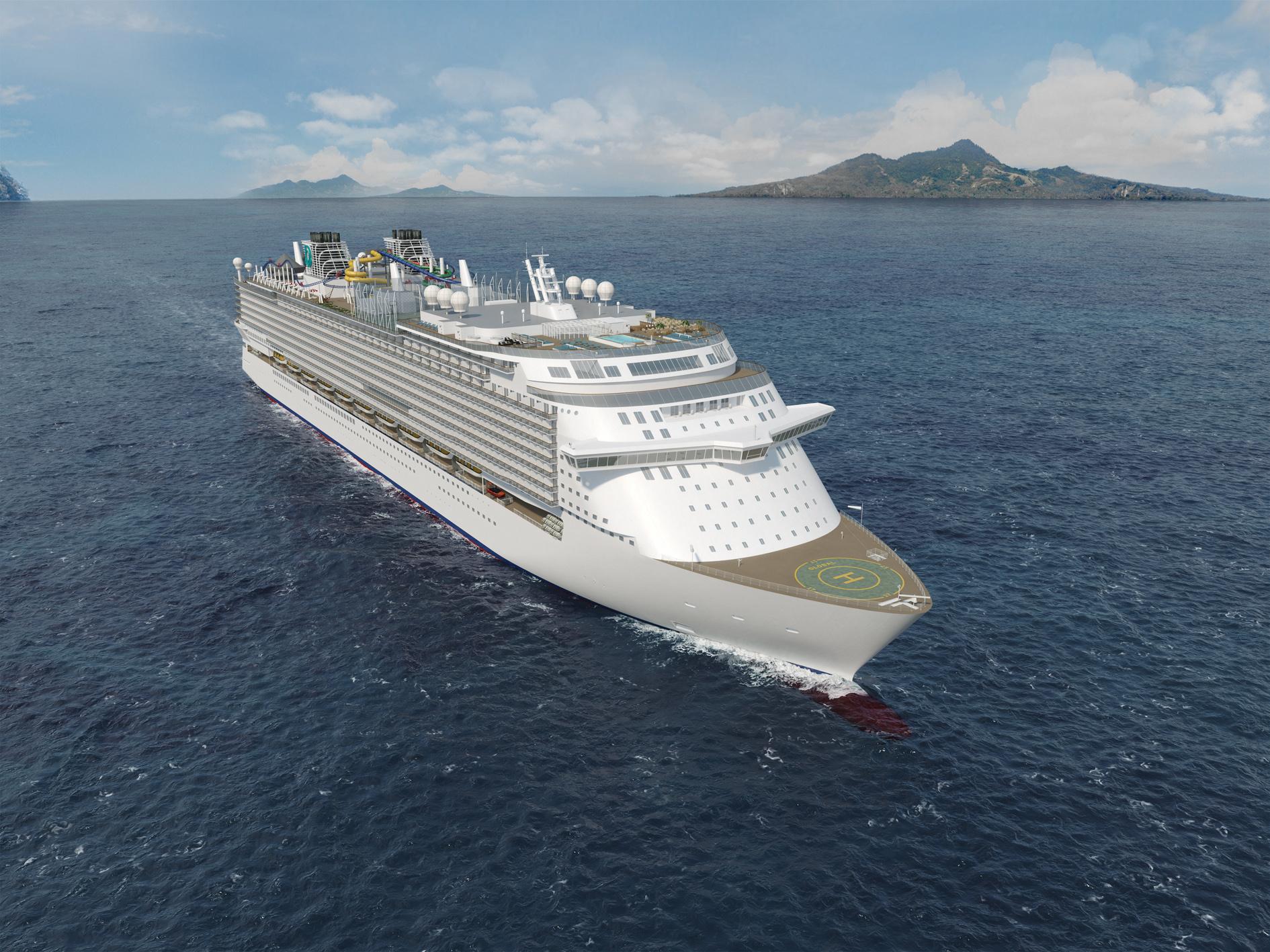 MV Werften Global Class-skib.