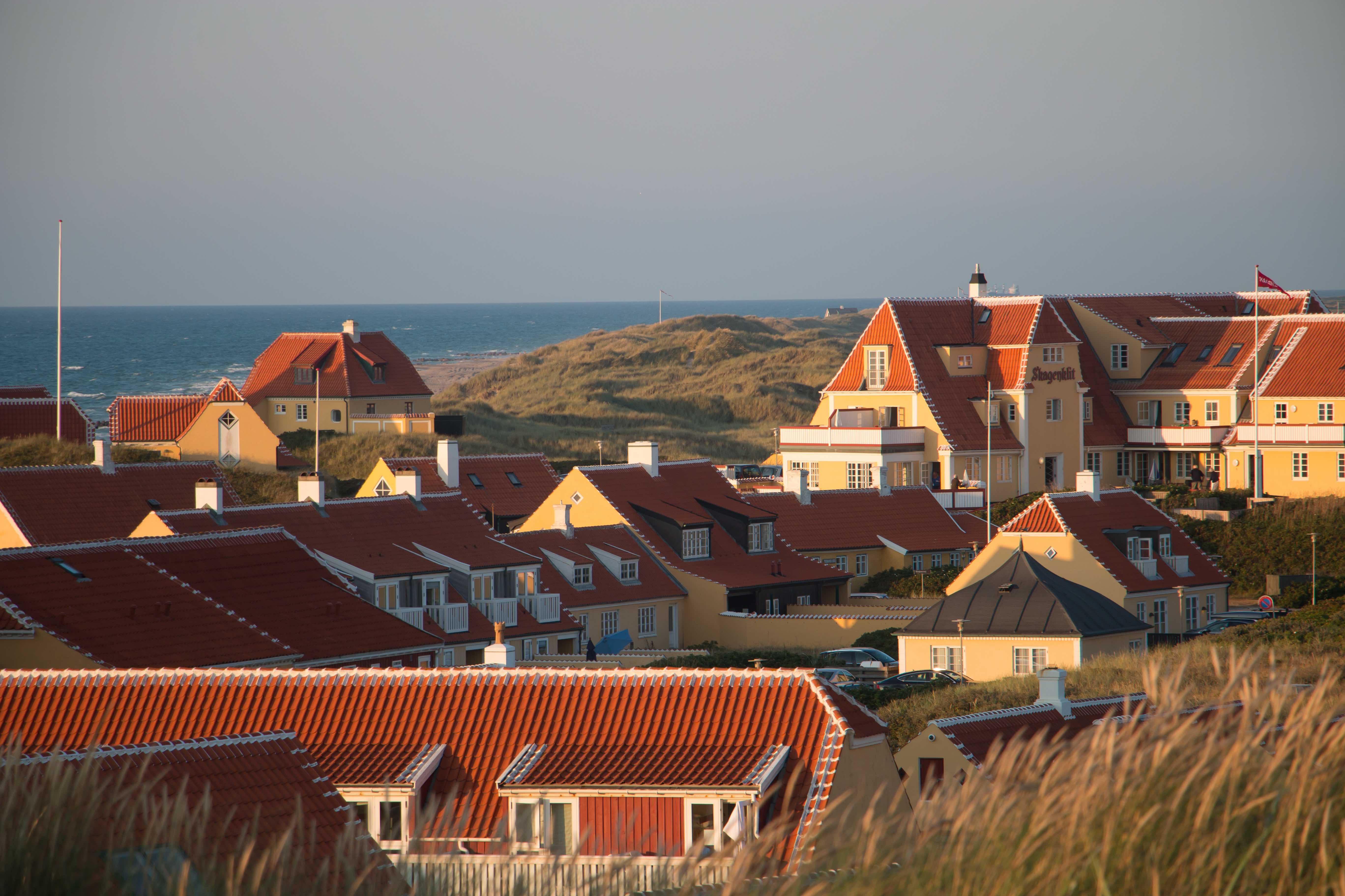 Sammenslutningen af turistkontorerne i Skagen, Frederikshavn og Sæby, samlet i Turisthus Nord, er et af Danske Destinationers nye medlemmer. Foto: Danske Destinationer.