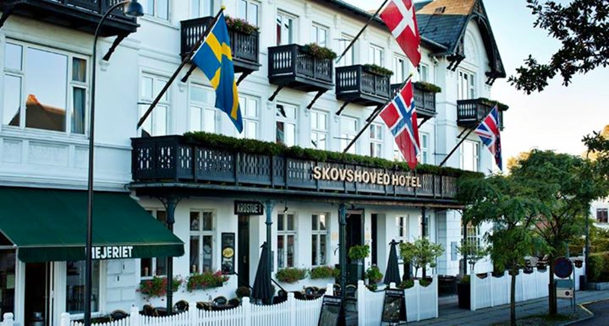 Skovshotel Hotel (arkivfoto)