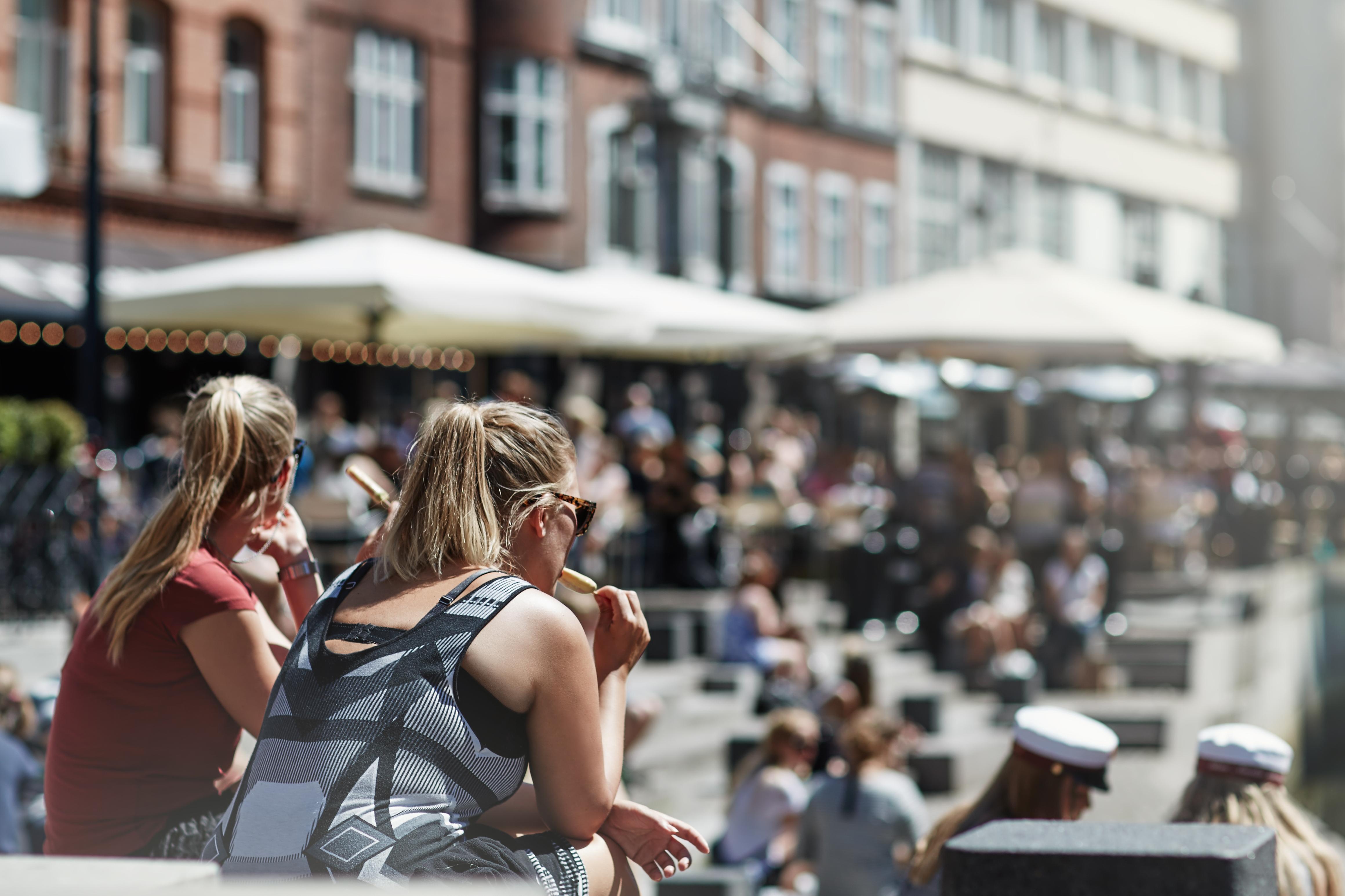 Danske Guldsmeden Hotels har planer om et hotel med cirka 200 værelser i Aarhus, hvor kæden i 1999 åbnede for første gang. Arkivfoto: VisitDenmark.