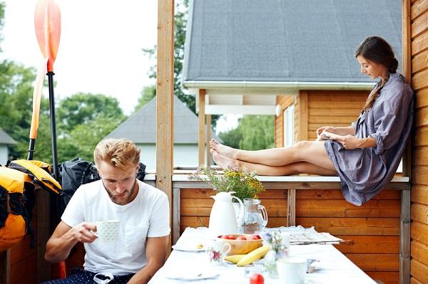 Bedre vilkår for udlejning af feriehuse kan få flere sommerhuse på markedet – til gavn for økonomien, hedder det i ny rapport. Foto Niclas Jessen for kystognaturturisme.dk
