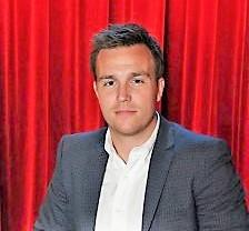 Kasper Vorstrup, Sales Manager hos Core Hospitality. Foto: Core Hospitality.