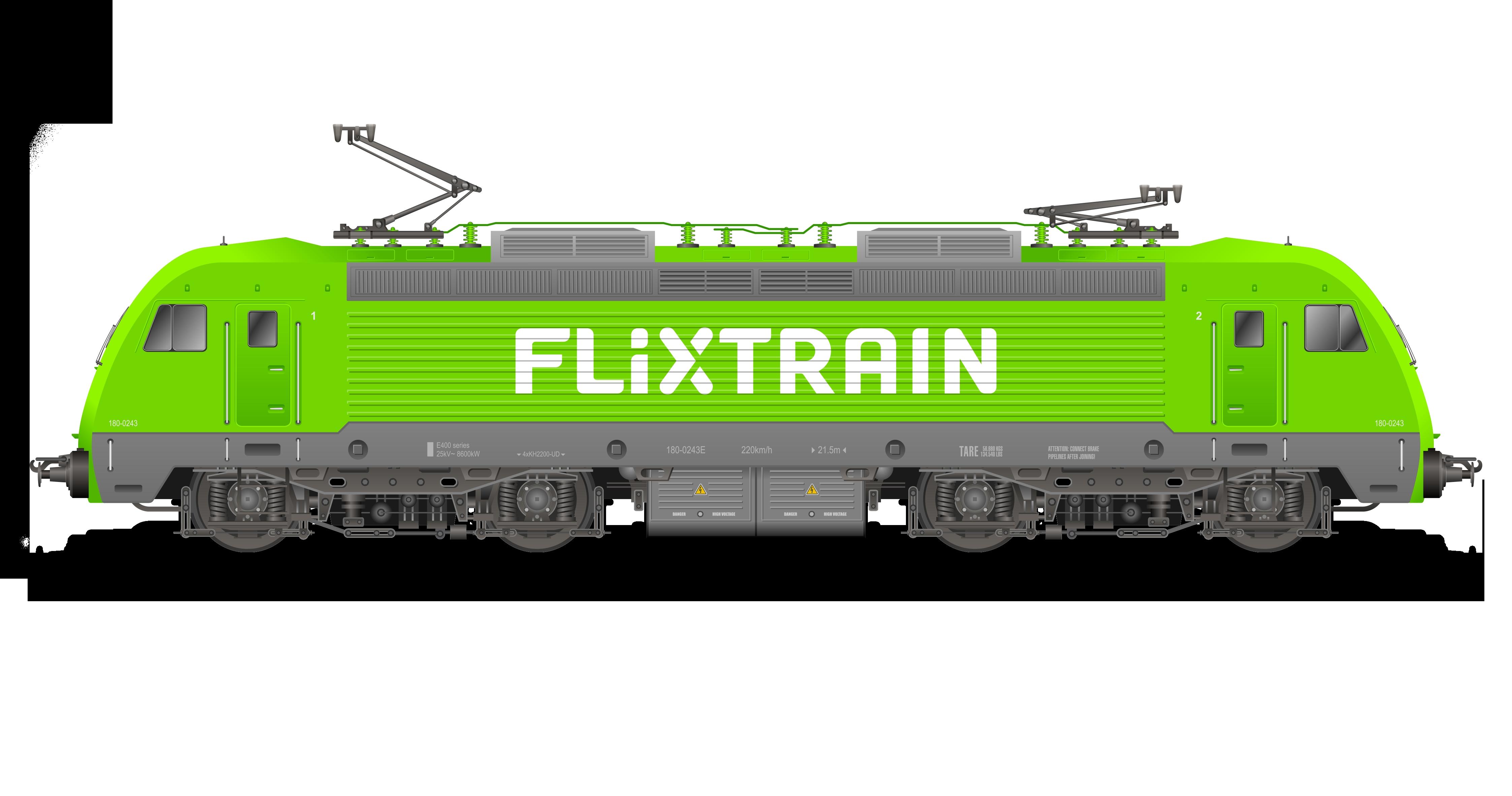Tyske Flixtrain vil konkurrere med Deutsche Bahn. Med udgangen af næste år forventer Flixtrain at tilbyde togtransport til 28 tyske byer.