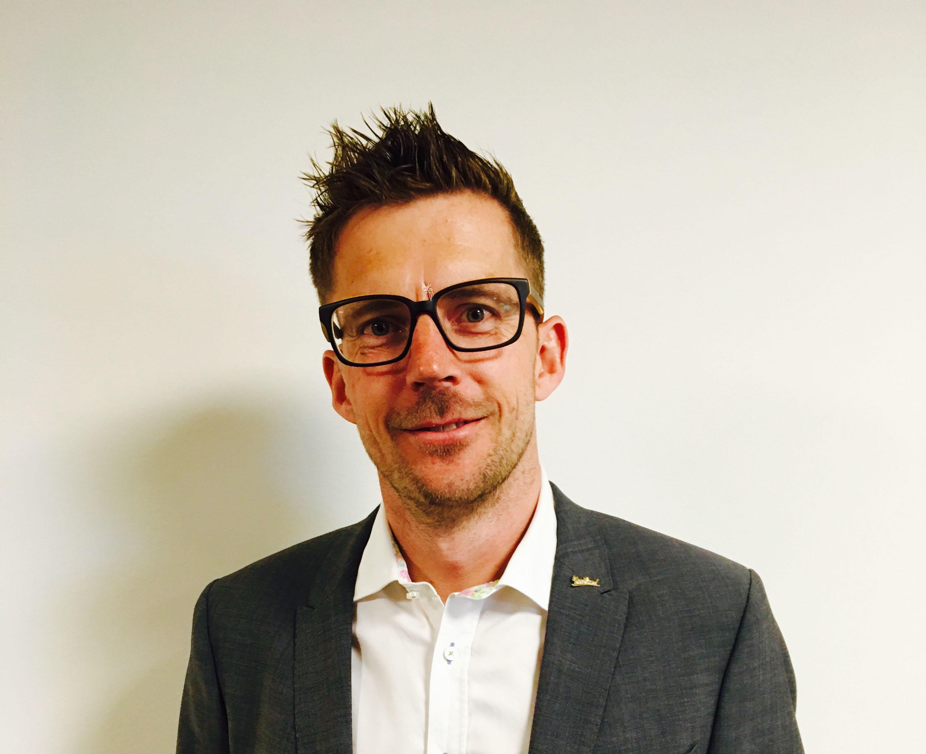 Ole Høgh skifter fra at være salgsdirektør for Radisson-hotellerne i Danmark til fra næste måned at blive direktør for to Scandic-hoteller. Arkivfoto.