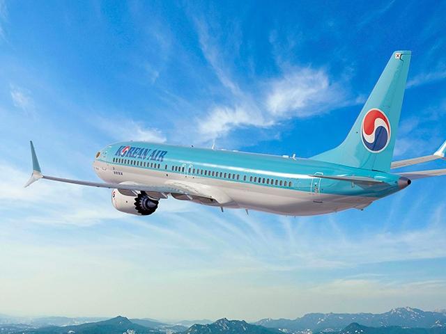 Der har været megen omtale af de to døtre til Korean Airs bestyrelsesformand – nu er de begge blevet fjernet fra deres topposter i koncernen, der blandt andet har kontrollerende indflydelse i flyselskabet. Arkivfoto: Boeing.
