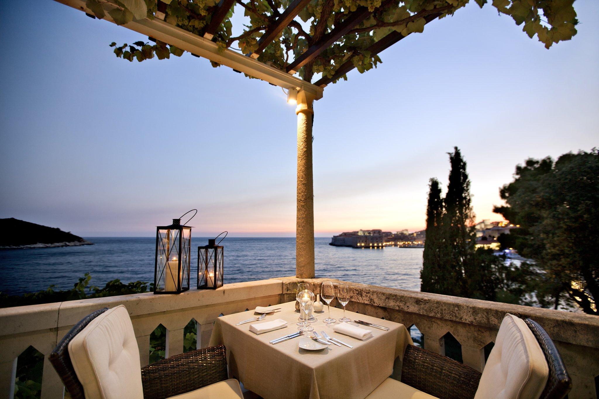 Villa Orsula i kroatiske Dubrovnik er et af de nyeste medlemmer af Small LuxuryHotels of theWorld, SLH. Foto: SLH.