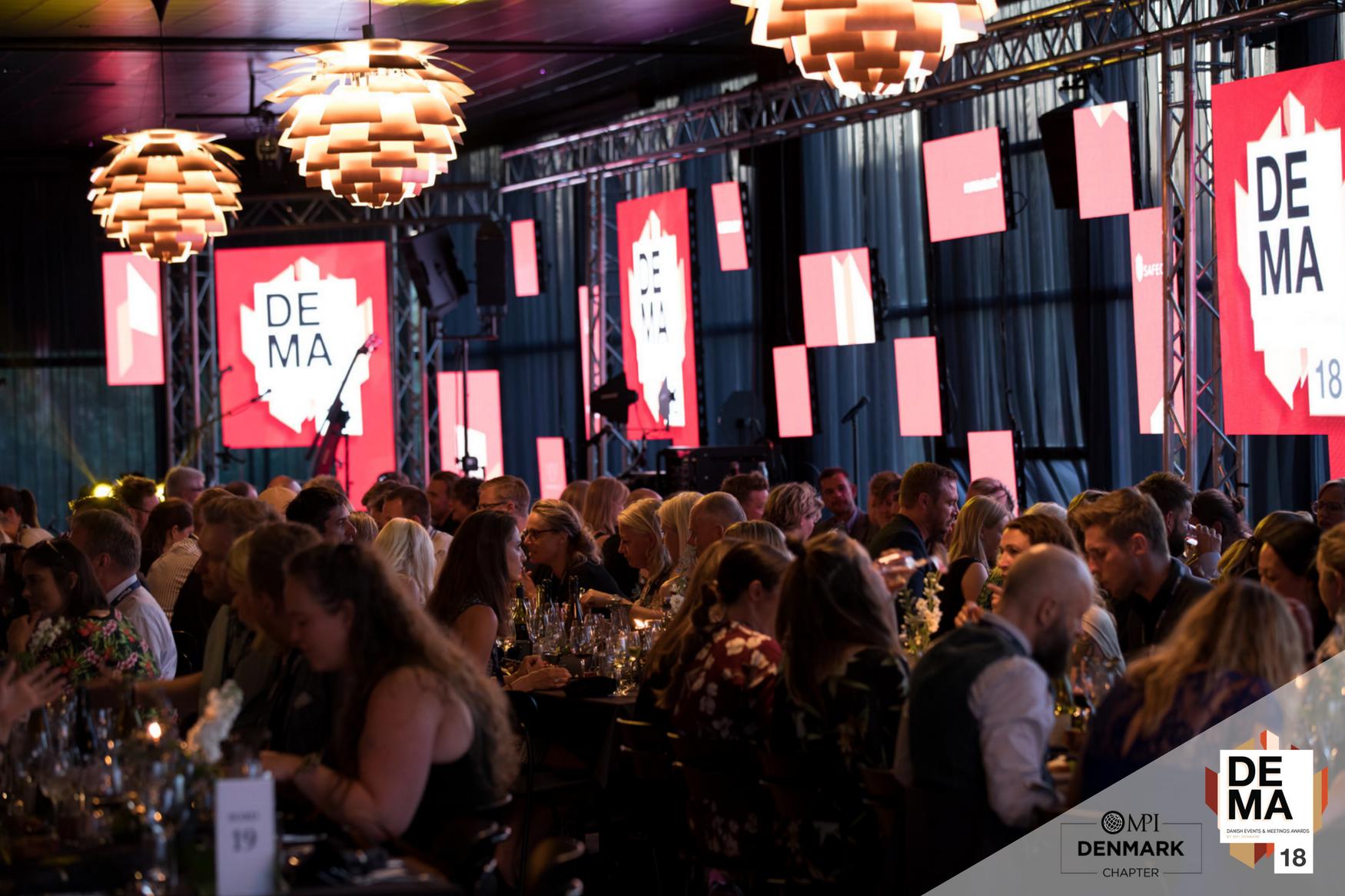 DEMA18 blev afholdt med 240 deltagere på Langelinie Pavillonen i København. Foto: DEMA