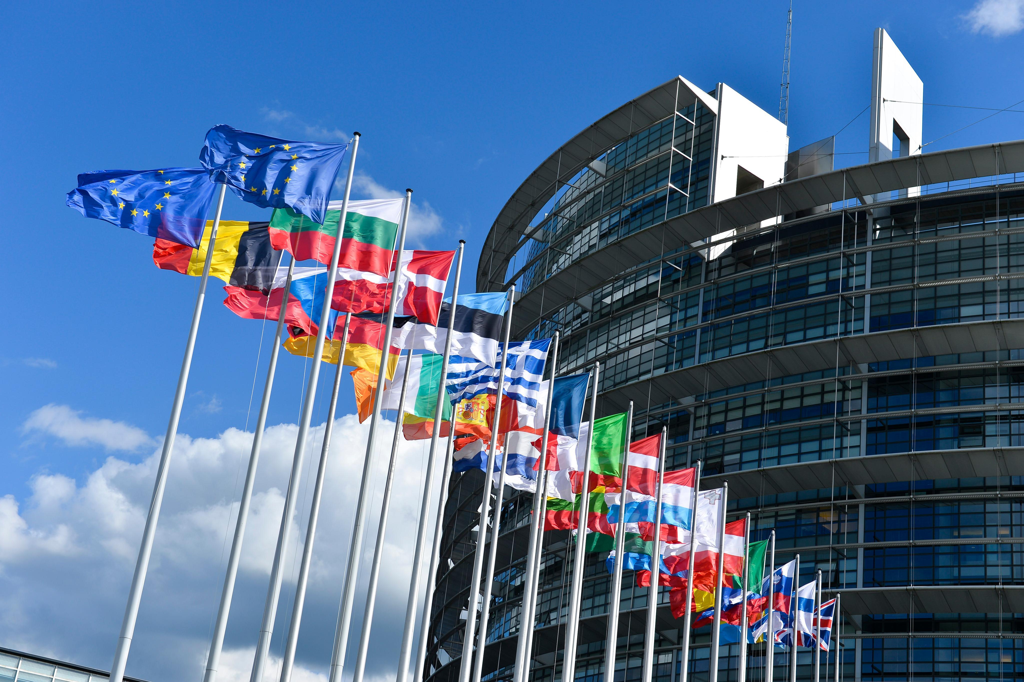 Europa-Parlamentet i Strasbourg (Foto: Europa.eu)