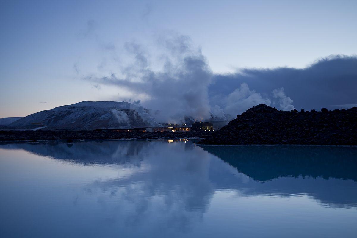 Den blå Lagune i Reykjavik (Foto: Sarah1990 | CC 3.0)