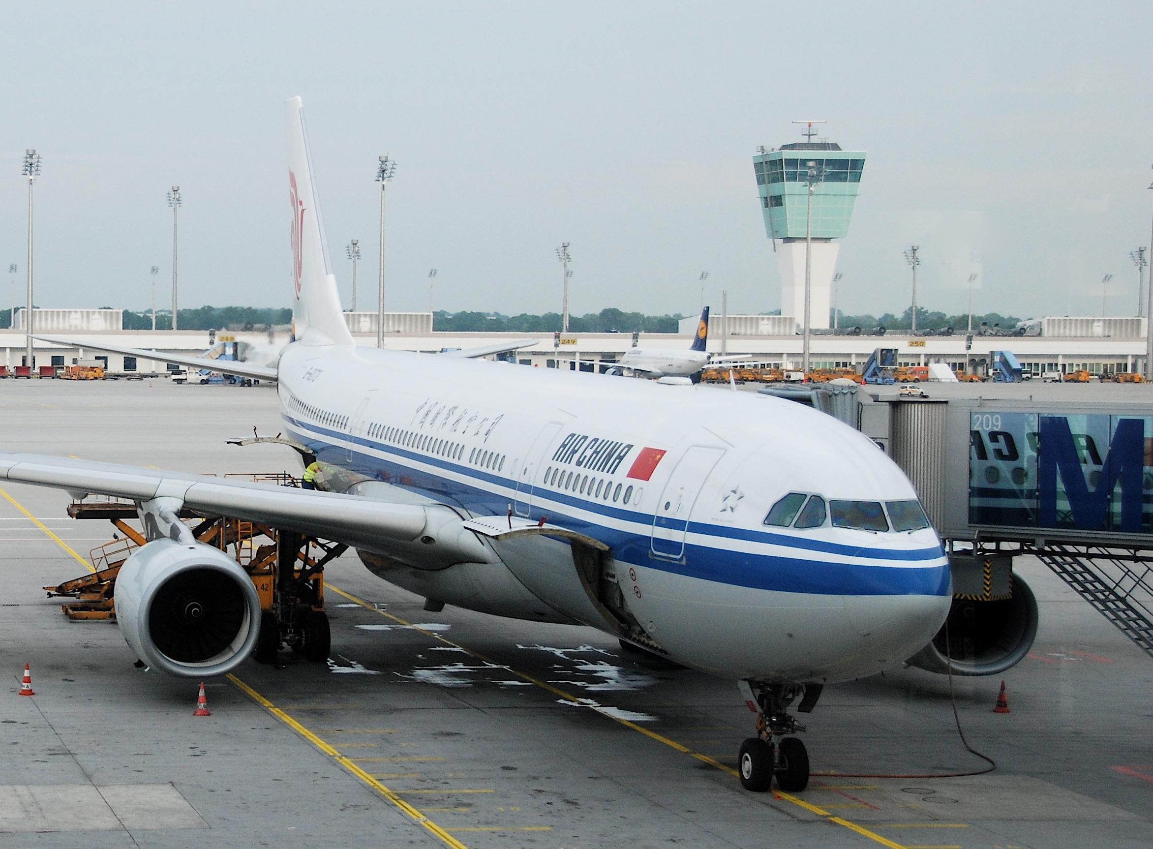 Holder planen åbner Air China 30. maj direkte rute fra Beijing til København med en Airbus A330-200. Foto: Aero Icarus, Zürich, via Wikipedia.