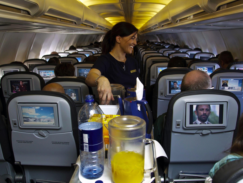 Erhvervsrejsebureauet BCD Travel har lavet opgørelse over de destinationer det sidste år solgte flest flyrejser til med afgang for dets kunder i Danmark, Sverige og Norge. Arkivfoto fra Icelandair.