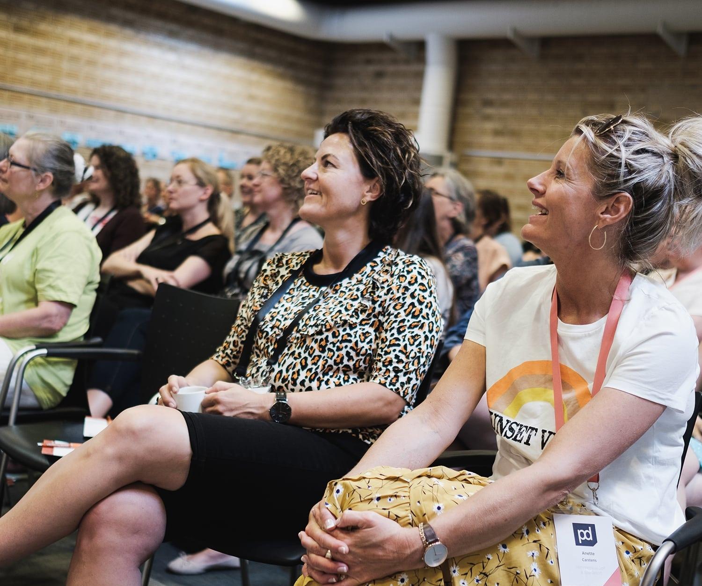 Foto fra årets Planner Days, der i år havde Fredericia og Meeting Lillebælt som vært. Foto: Danske Konferencecentre.