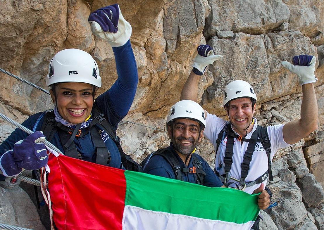 Emiratet Ras Al Khaimah, der ligger en times kørsel nord for Dubai, ser stadig flere europæiske ankomster af turister, også fra Norden. Foto: RAKTDA, Ras Al Khaimah Tourism Development Authority.