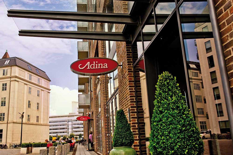 Adina Apartment Hotel i København havde sidste måned besøg af to damer fra Hong Kong, der angiveligt havde indbrud på deres værelser og som efterfølgende havde mange klagemål over hotellet. Arkivfoto.