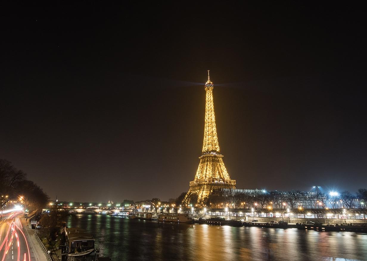 Eiffel Tårnet regnes som et af verdens mest berømte turistmål. Foto: Société d'Exploitation de la Tour Eiffel.