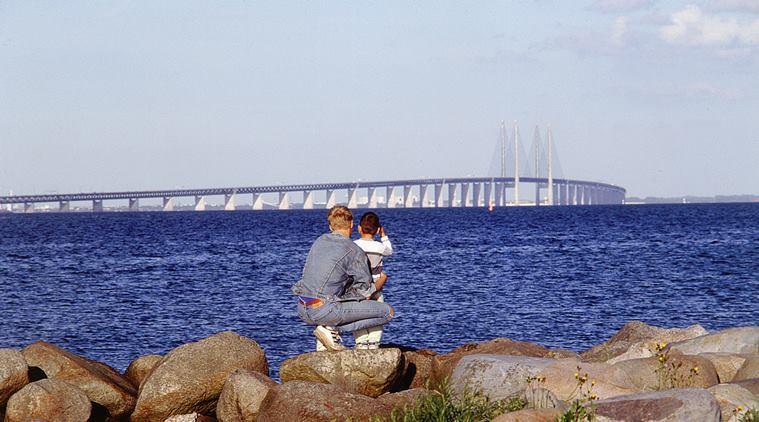 Øresundsbroen: (Foto: Wonderful Copenhagen)