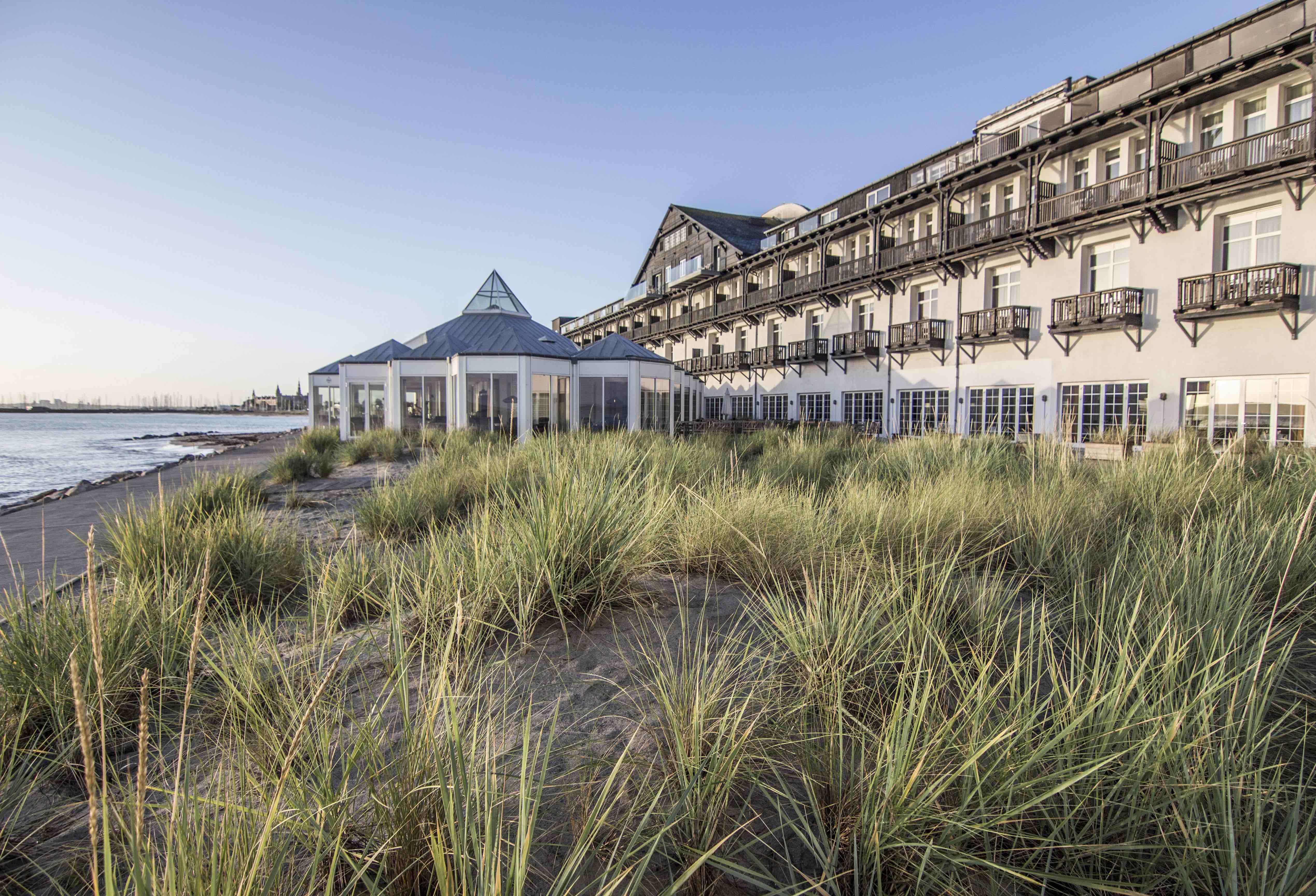 Marienlyst Strandhotel ved Helsingør er med foreløbig 225 værelser største medlem af Small Danish Hotels; mindste er Humble Kro på Langeland med blot syv værelser. Foto: Small Danish Hotels.