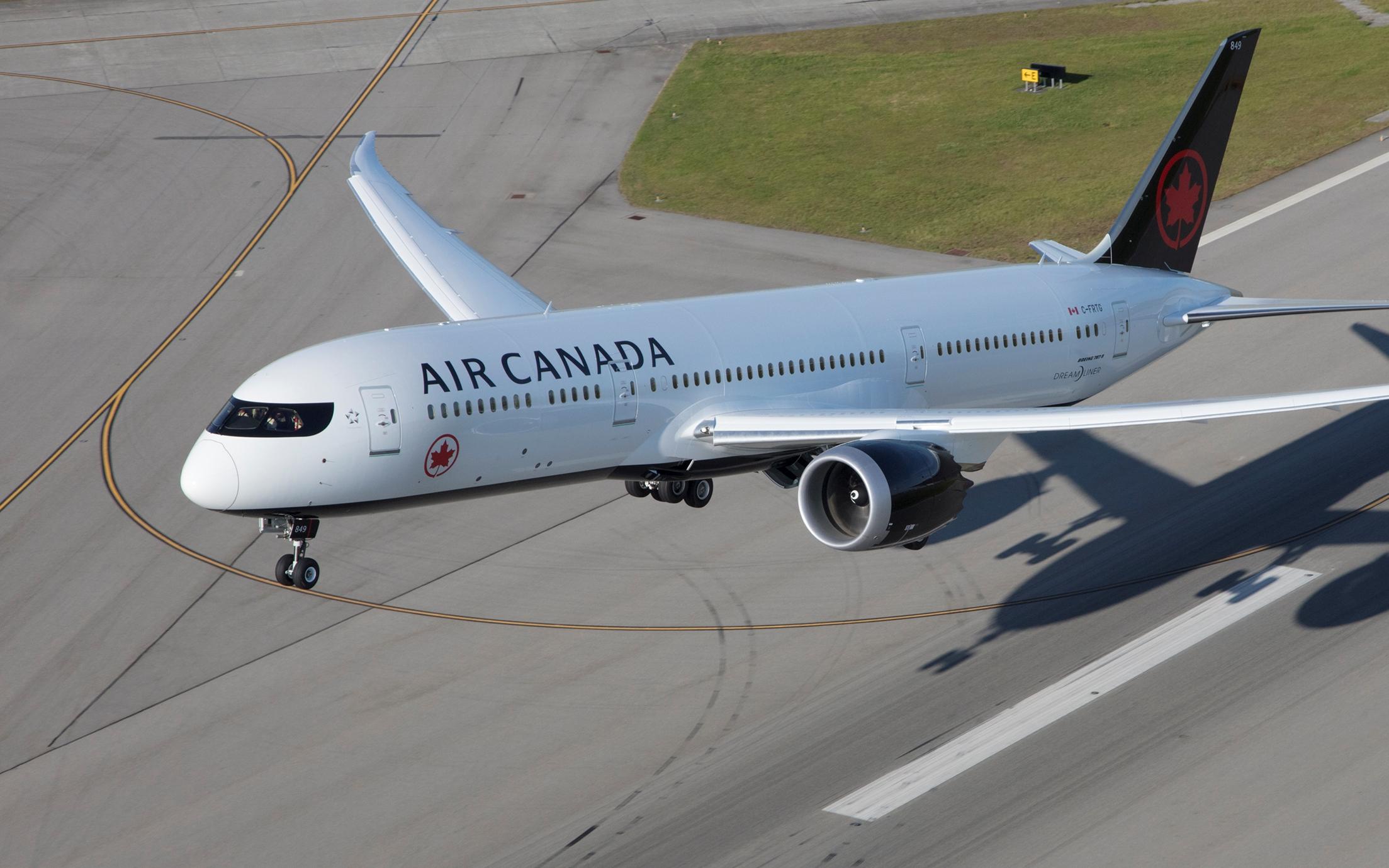 Star Alliance-medlemmet Air Canada bruger blandt andet Boeing B787 Dreamliner på sin helårlige rute mellem Toronto og Københavns Lufthavn, selskabets eneste rute til Skandinavien. Foto: Air Canada.