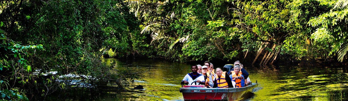 På tur i Centralamerika med gæster fra danske Albatros Travel. Arkivfoto.