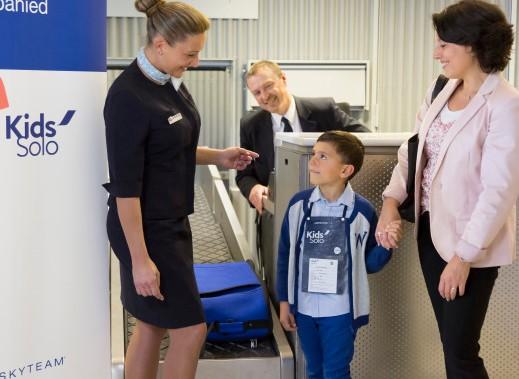 En dreng på 10 år kom ved en fejl ombord på et forkert fly, da han uden voksen ledsager skulle flyve indenrigs i Sydafrika. Arkivfoto, der intet har med historien at gøre.