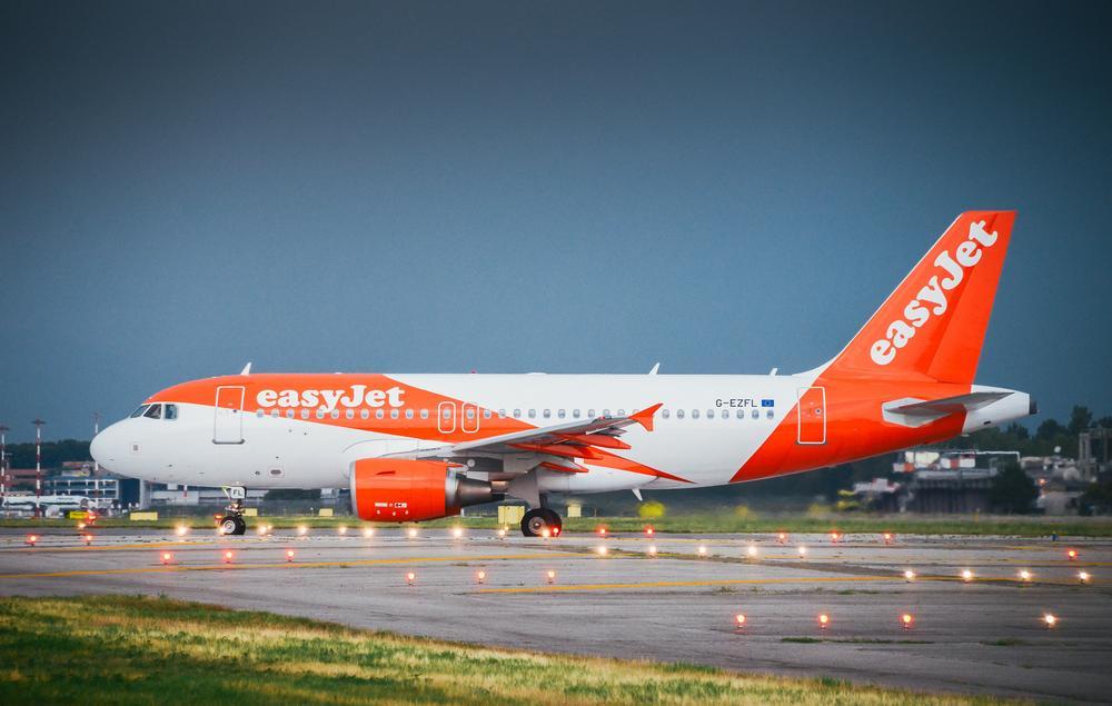 Easyjet har foreløbig cirka 300 Airbus-fly, der denne sommersæson flyver 980 ruter mellem 156 lufthavne i 33 lande. Foto: easyJet.