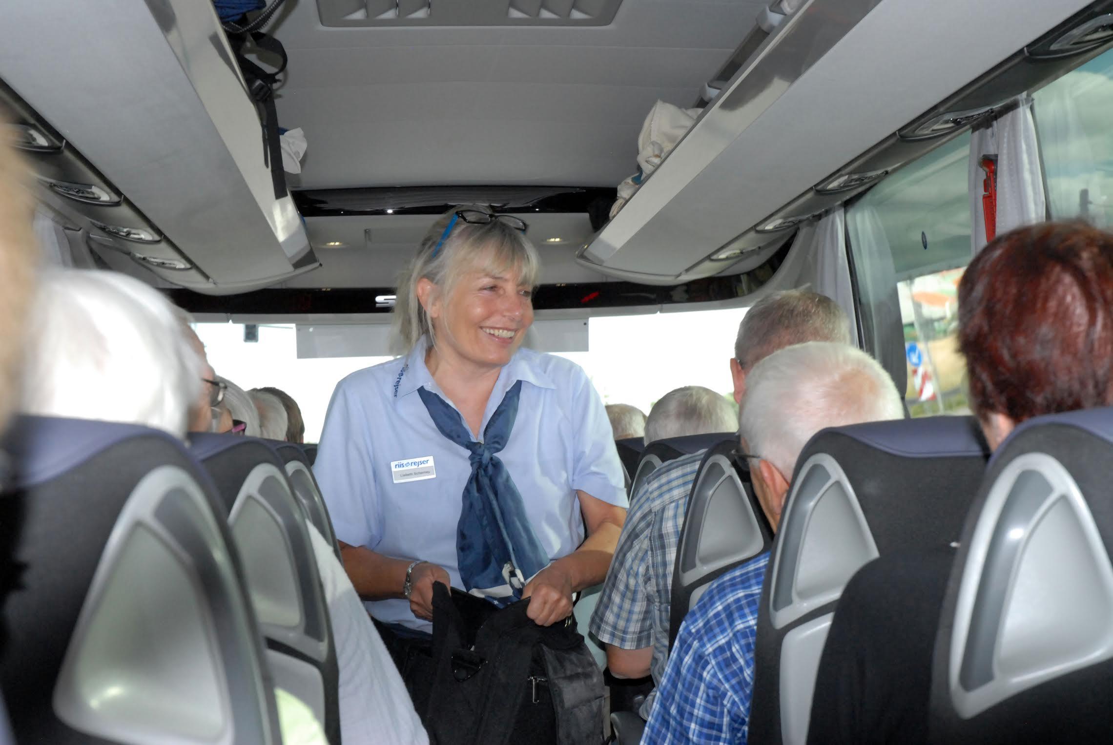 Danske Riis Rejser er blandt de rejsebureauer, der har rejseledere på sine ture. Foto: Riis Rejser.
