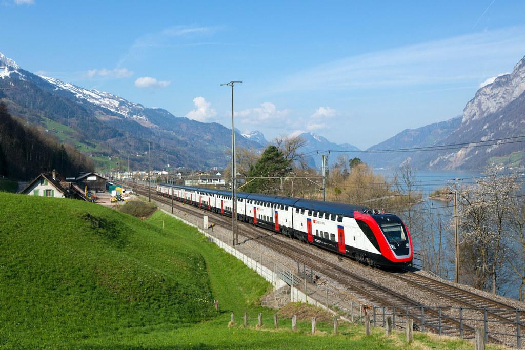 Det skal være nemmere at tage toget mellem en række europæiske lande. For at øge mulighederne er Amadeus og de schweiziske jernbaner, SBB, på vej med  nyt samarbejde. Foto: SBB/Amadeus.