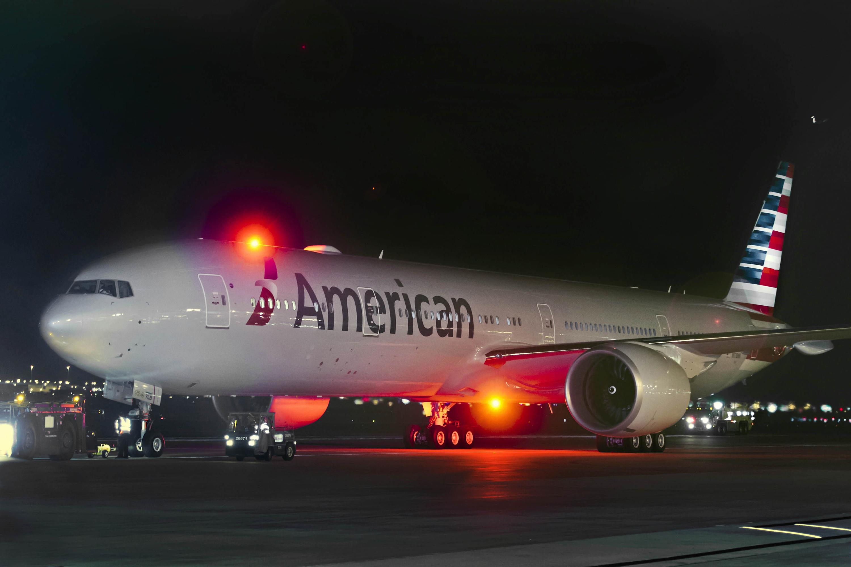 American Airlines er en af partnerne i Sabre-reservationssystemets Beyond NDC-program. Arkivfoto.
