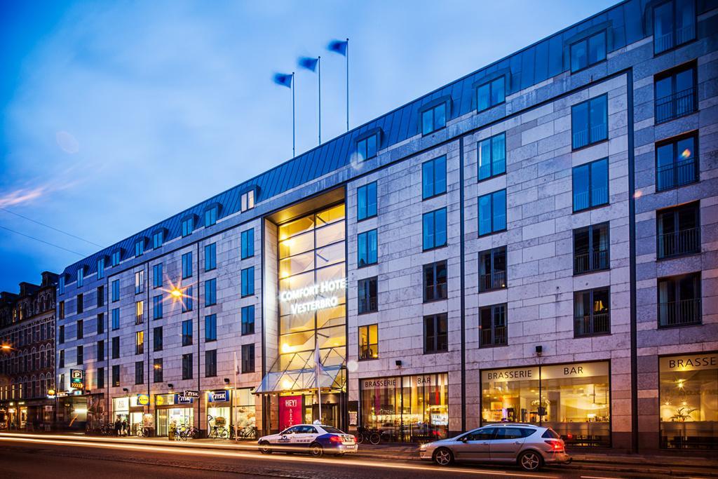 Comfort Hotel Vesterbro er med sine 400 værelser det hidtil største hotel i Danmark hos norske Nordic Choice Hotels. Arkivfoto.
