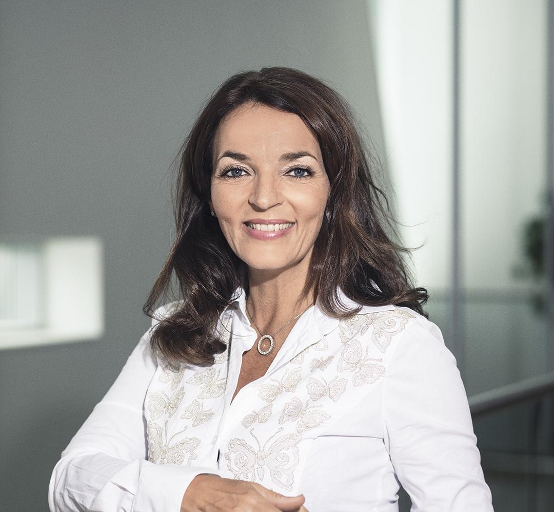 Horestas administrerende direktør, Katia K. Østergaard. Foto: Horesta.