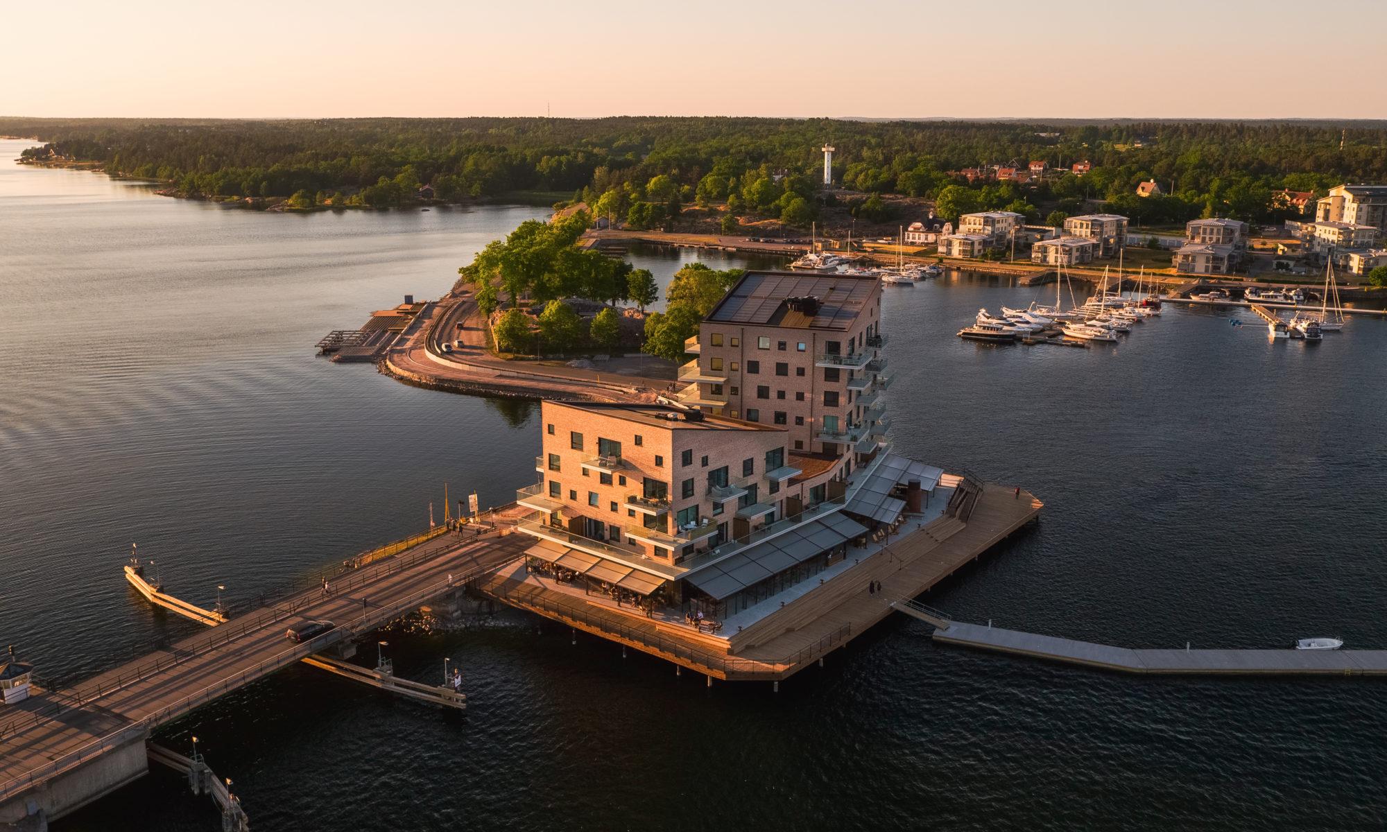 Slottsholmen-hotellet, ejet af det tidligere ABBA-medlem Björn Ulvaeus, er med i Best Westerns BW Premier Collection. Foto: Slottsholmen.com