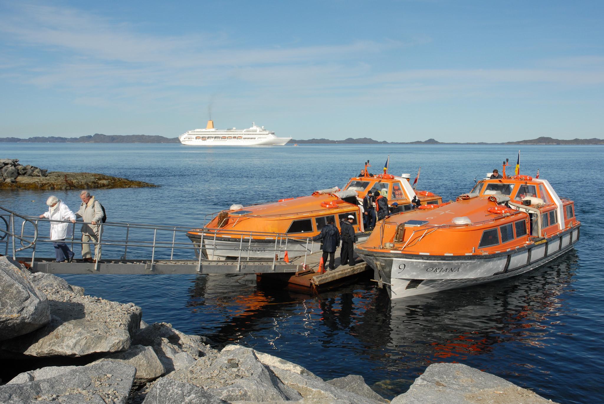 Der er måske en ny operatør på vej indenfor krydstogter ved Grønland. Arkivfoto:  cruise.visitgreenland.com
