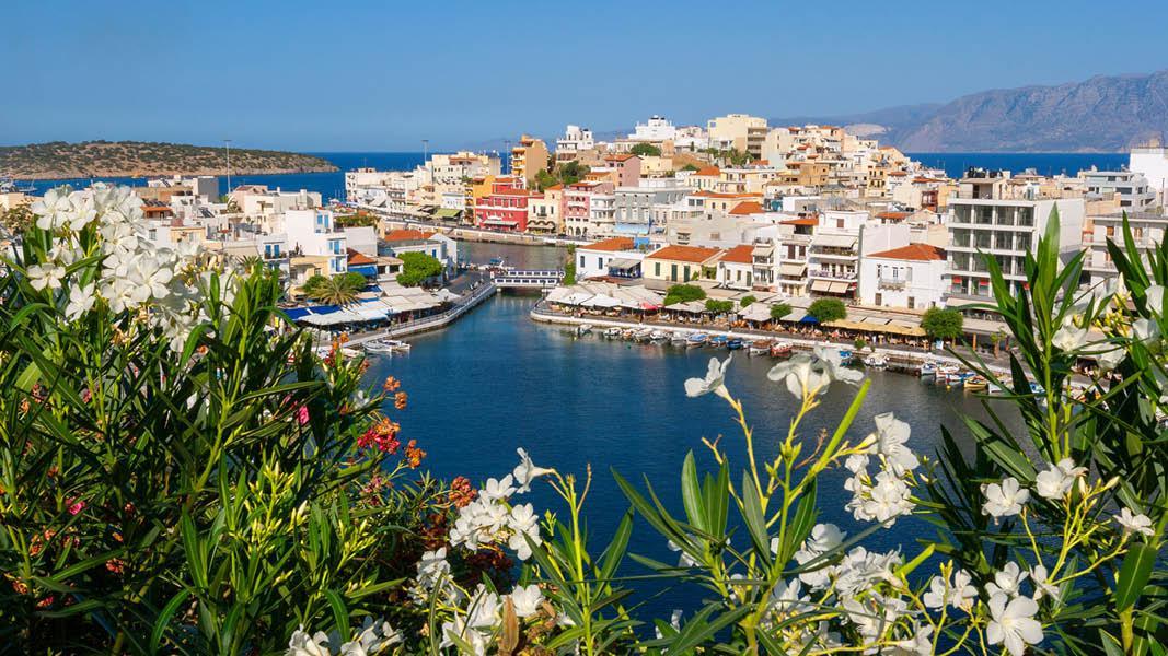 Arkivfoto fra Kreta: Kulturrejser Europa.