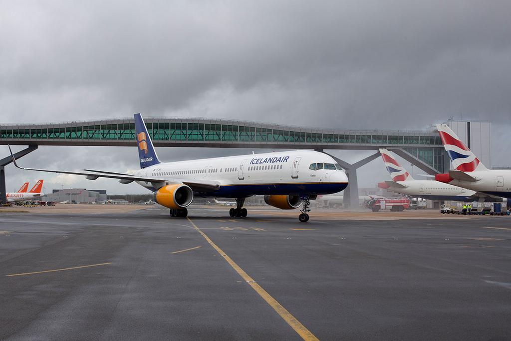 Icelandair glemte at informere passagerer fra Island til København om, at de havde krav på kompensation som følge af forsinkelse på ni timer. Arkivfoto: Icelandair.