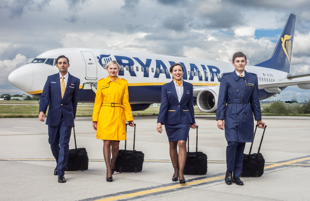(Arkivfoto fra Ryanair)