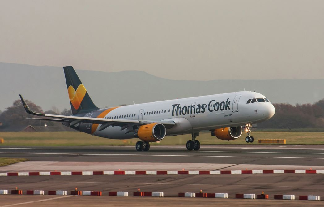 Næste sommer flyver Thomas Cook Airlines gæster fra Spies fra syv danske lufthavne, primært København, Billund og Aalborg, men også Bornholm, Karup, Odense og Aarhus. Foto: Thomas Cook Airlines Scandinavia.