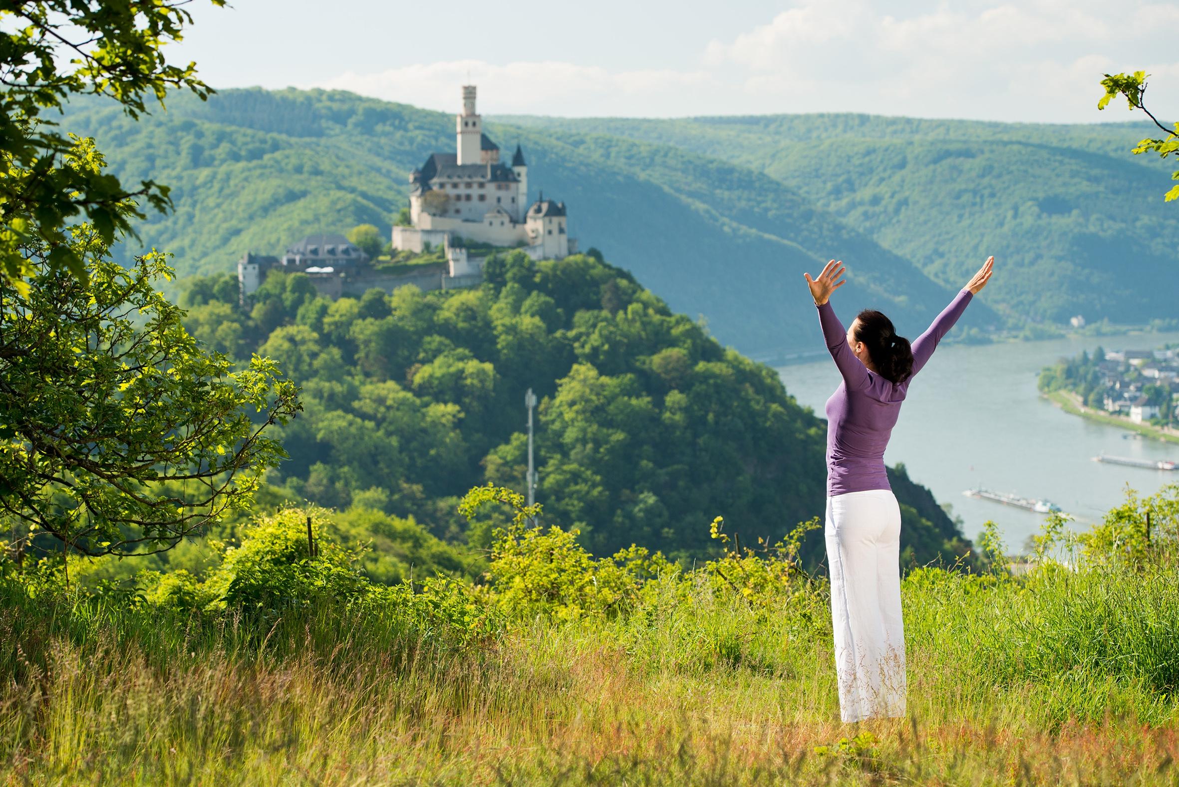 Sidste år var der mindst 3,3 millioner registrerede danske overnatninger i Tyskland. Arkivfoto: Rheinland-Pfalz Tourismus.