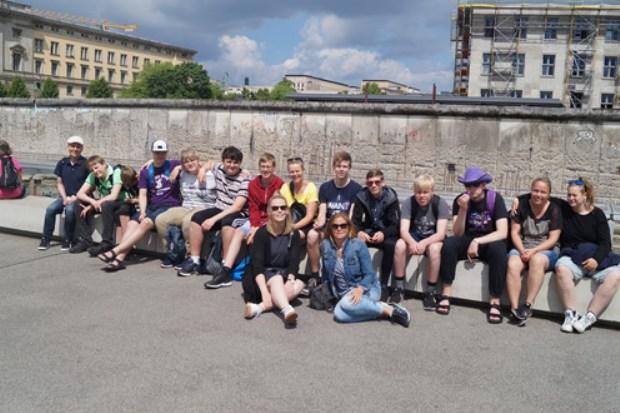 Skolerejse med AlfA Travel til Berlin (Foto: AlfA Travel)