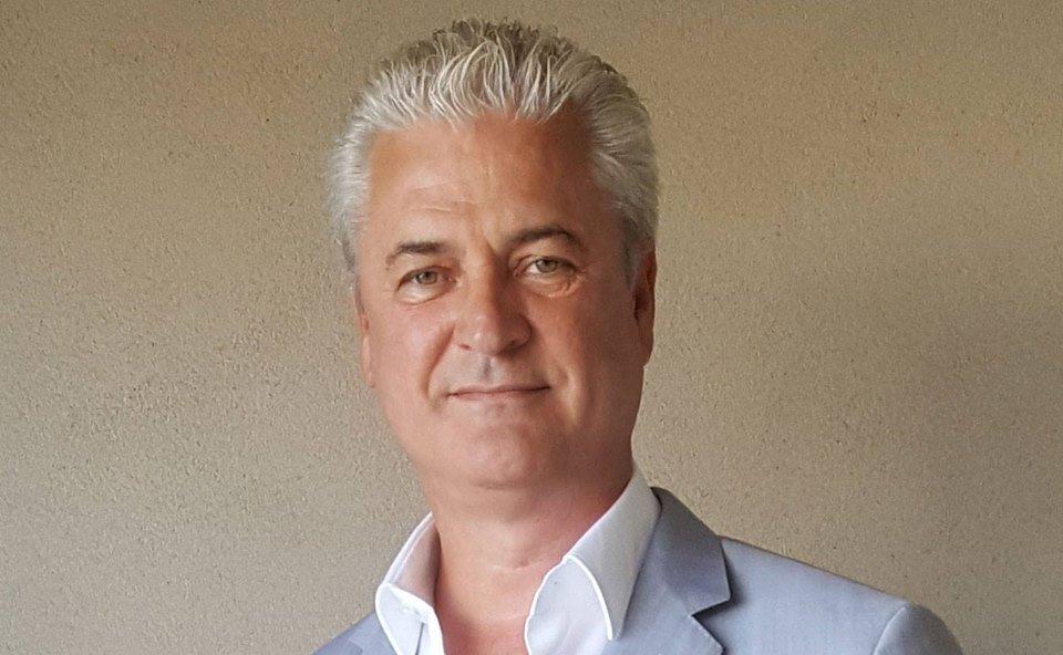 Christian Adamsen, administrerende direktør Rejsemagasinet Vagabond, der er arrangør af Kvalitetsrejser i Øksnehallen. (Privatfoto)